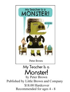 My Teacher Is a Monster!